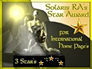 Star Award, Solaris RA